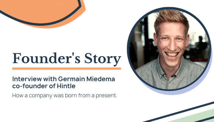 Interview with Germain Miedema