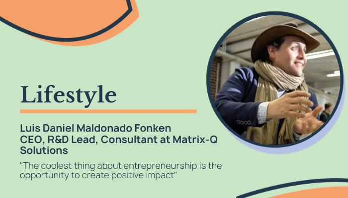 Interview with Luis Daniel Maldonado Fonken
