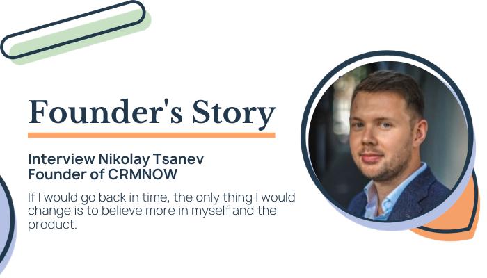 Interview with Nikolay Tsanev